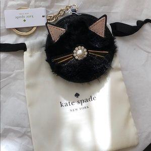 BNWT Kate Spade Cat Charm